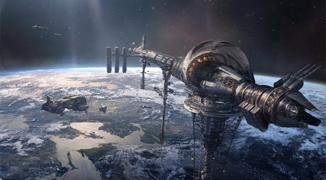Space elevator could be built by 2035